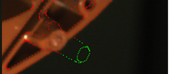 Automatisk geometriavvikelse